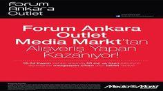 Forum Ankara Media Markt 18-24 Kasım 2013 Navigasyon Cihazı Hediye Kampanyası