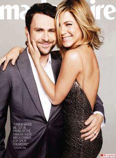 Charlie Day & Jennifer Aniston