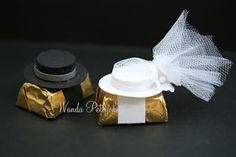 Wedding or Groom's Dinner party favors could be used as a bridal shower party favors too.