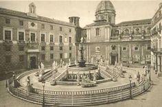 #Palermo, Fontana Pretoria