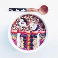 Smoothie bowl <3