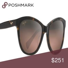 5c330a6411 Maui Jim Canna Tortoise Polarized Sunglasses 54mm Boutique