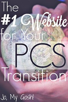 The #1 Website for Your #PCS Transition-- pin now for later! #milspouse