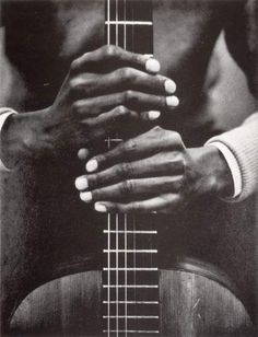 John Lee Hooker, Hands on Guitar