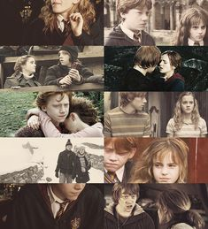 I'm sorry but dramione is wayyyy better