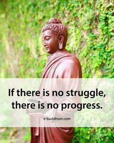 Struggle has a purpose Strong Quotes, Positive Quotes, Motivational Quotes, Inspirational Quotes, Buddha Thoughts, Daily Thoughts, Positive Thoughts, Buddha Quote, Buddha Sayings