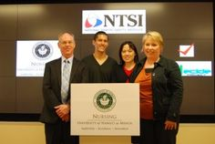 Here, NTSI President Greg Cupper (far left) participates in a press conference at the University of Hawai'i at Mānoa. The college developed the iDecide Project to educate students on the benefits of becoming organ donors. NTSI is partnering with UOH to take this important program to a national audience. With proper education, young people will have the information they need to make an intelligent choice about organ donation.
