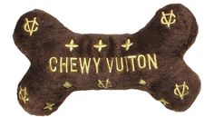 Chewy Vuitton for Doggies :P