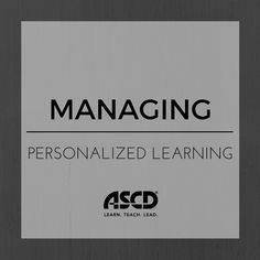 """It's tempting to think of personalized learning as students off in their own world, following the bidding of their interests, dragging their teacher in tow (see """"Three Personalization Myths""""). But in classrooms where personalization has taken root, students' passions conjure something more like an ecosystem of engagement, with each student contributing to and propelling the whole culture of learning."""