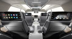 Lincoln Navigator 2018 Inside Features