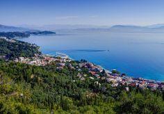 Benitses village - Corfu