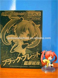 Hatsune Miku The Dark Bullets The Blue Original Small Clay Beads Box Of Eggs Action Figure, View Hatsune Miku, donnatoyfirm Product Details from Guangzhou Donna Fashion Accessory Co., Ltd. on Alibaba.com