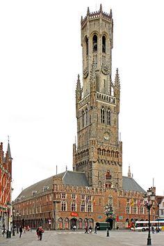 Belgium - Belfry Brugges