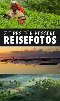 Reisefotografie. Unsere 7 einfach umsetzbaren Tipps für bessere Reisefotos. Mehr auf unserem Blog.