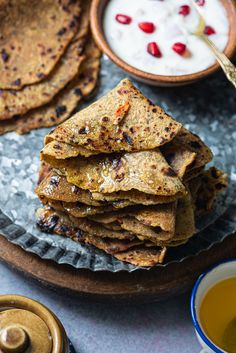 Mixed Veg Paratha, learn how to prepare mixed vegetable paratha at home using easy steps. Serve warm with pickle and raita of your choice. Indian Bread Recipes, Winter Recipes, Winter Food, Pickle, Casserole Recipes, Food Styling, Stew, Food And Drink, Canada
