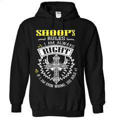 18 SHOOP Rules - #bachelorette shirt #casual tee. BUY NOW => https://www.sunfrog.com/States/18-SHOOP-Rules-4704-Black-Hoodie.html?68278