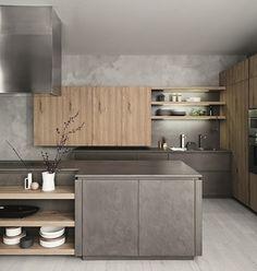 Die 36 besten Bilder von Graue Küche: von Anthrazit bis ...
