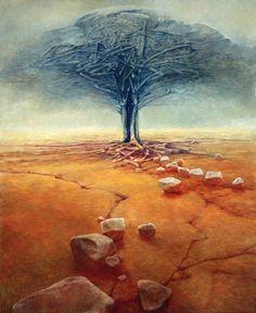 Artist: Zdzisław Beksiński. - Recherche Google