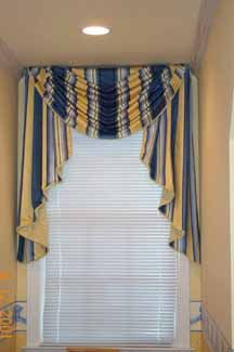 Swags Cascades On Pinterest Swag Valances And Window Treatments
