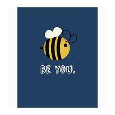 #MotivationalMonday #BeeYou - http://www.allaboutkidslc.com/franchise/