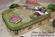 It is the first Thursday of September and time for a blog hop, new stamp releases and a contest all from Red Rubber Designs . Nostalgia a...