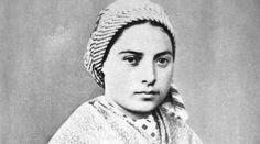 St Bernadette Of Lourdes, St Bernadette Soubirous, Die To Self, Bone Cancer, Our Lady Of Lourdes, John The Baptist, Faith In God, Crucifix, Charity