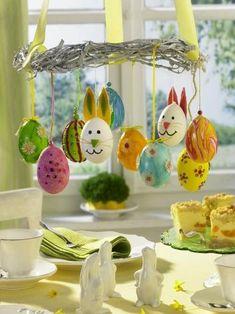 Detalles para la Decoración de Pascua