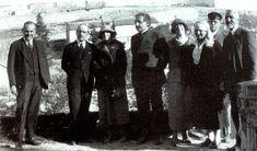 Albert Einstein en Toledo, 6 de marzo de 1923 / Imagen: Fundación Ortega y Gasset https://www.bbvaopenmind.com/el-legado-de-albert-einstein-1879-1955/#.VlBMgoIw_J8.twitter