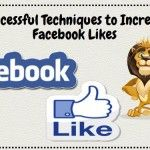 Most Successful Techniques to Increase Your Facebook Likes