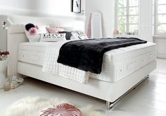 1000 bilder zu betten auf pinterest haken ikea und schlafzimmer. Black Bedroom Furniture Sets. Home Design Ideas