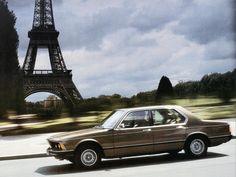 BMW 7-Series (E23)   by Auto Clasico