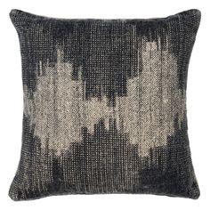 Wilkes Cushion 45x45cm  Sapphire