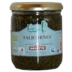 Salicornes au naturel BIO 350gr - 5.90€