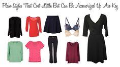 Transition Weight Loss Wardrobe