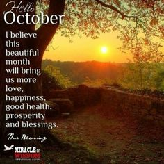 Goodbye September..  Hello October.. #ilovefall  #newmonth #newgoals Yesterday has come and gone.. Today is a new day #freshstart  #thankfulthursday