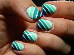 Sincerely Stephanie #nail #nails #nailart