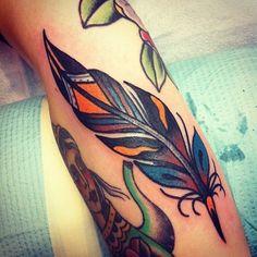 #Girls #tattoos @Murilo_Ribeiro_