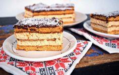 Prăjitura Carmelita