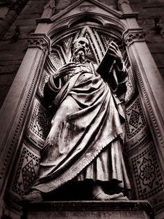 Statue in Florence Italy