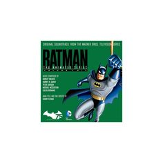 Vol. 6 Batman: The Animated Series - Batman: The Animated Series, Vol. 6 (CD)