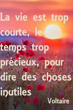 Les citations célèbres de Voltaire