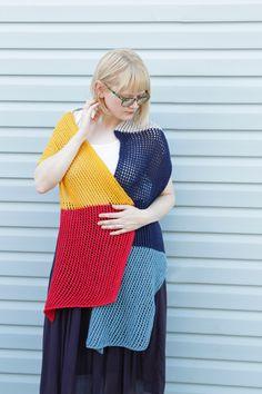 Wherever Wrap – Free Knitting Pattern