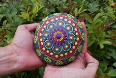 Image of Magic Carpet - Mandala Stone - STONES15