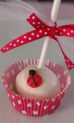 Another cake pop idea for spring