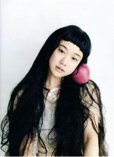Yu Aoi, I loooove her bangs! <3