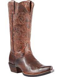 Ariat Alabama Cowgirl Boots - Snip Toe