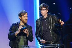 Grammy Awards 2013 Winners-The Black Keys!  Love!!!!!!!!!!!!!!!!!!!!!!!!!!!!!