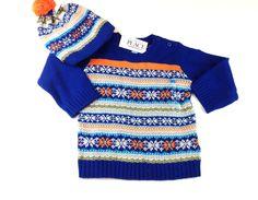 CocoStar - NEW! Children's Place Fair Isle Sweater
