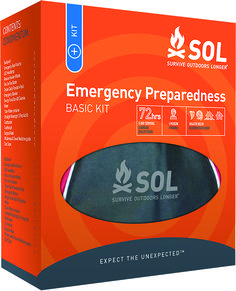 Advanced Survivor » Survive Outdoors Longer® Emergency Preparedness Basic Kit
