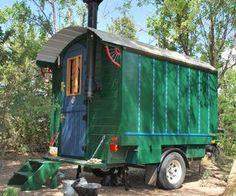 Run Away in a Gypsy Wagon